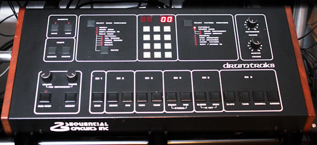 sequential circuits drumtracks usa 1984